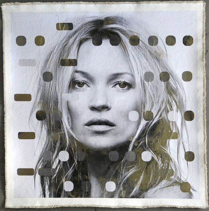 Bill Claps - Kate Moss, Positive