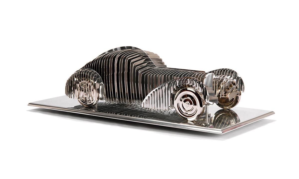 Antoine Dufilho - Bugatti Atlantic