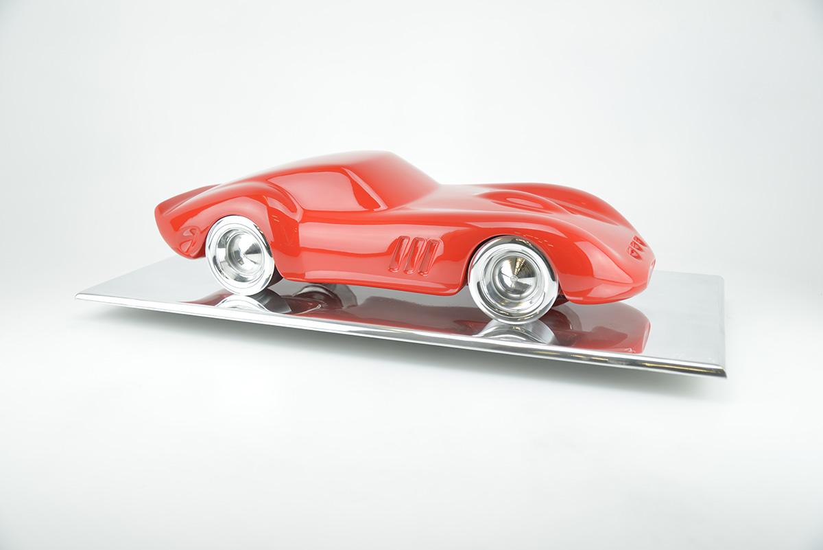 Antoine Dufilho - Ferrari 250 GTO