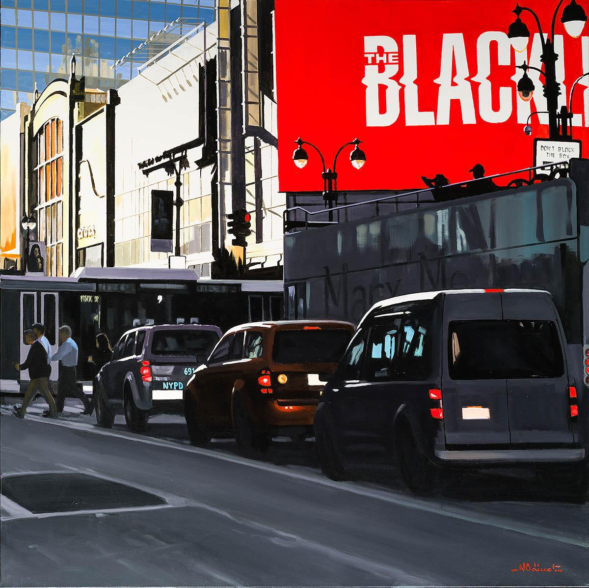Blacklist - Nicolas Odinet