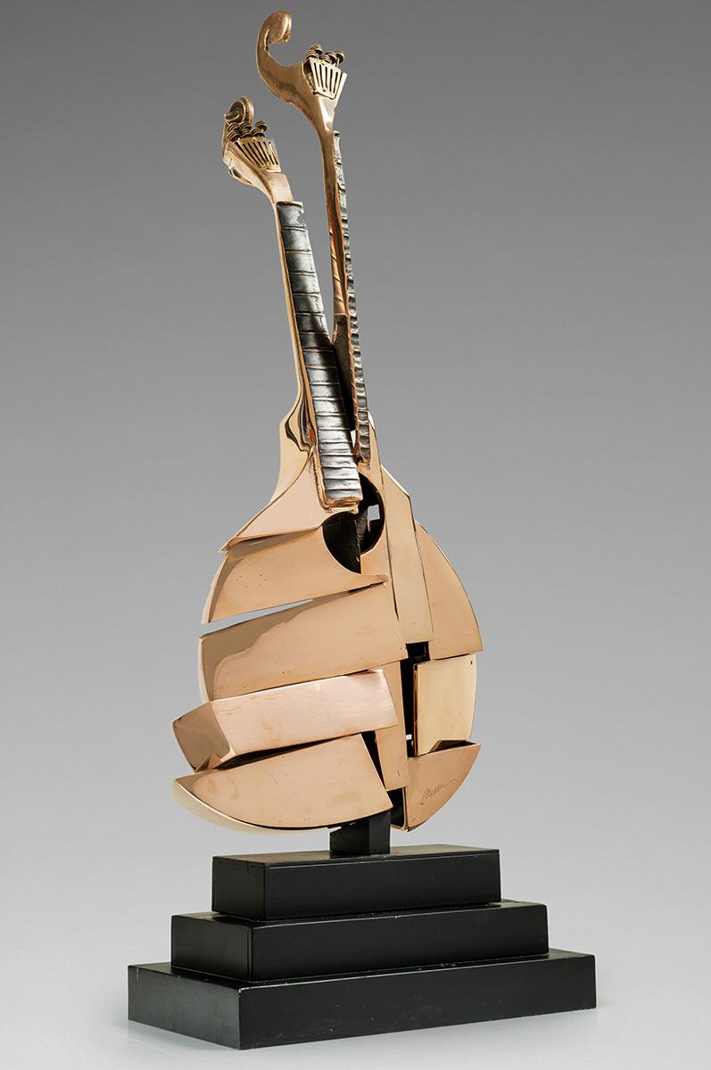 Arman - Guitare portugaise