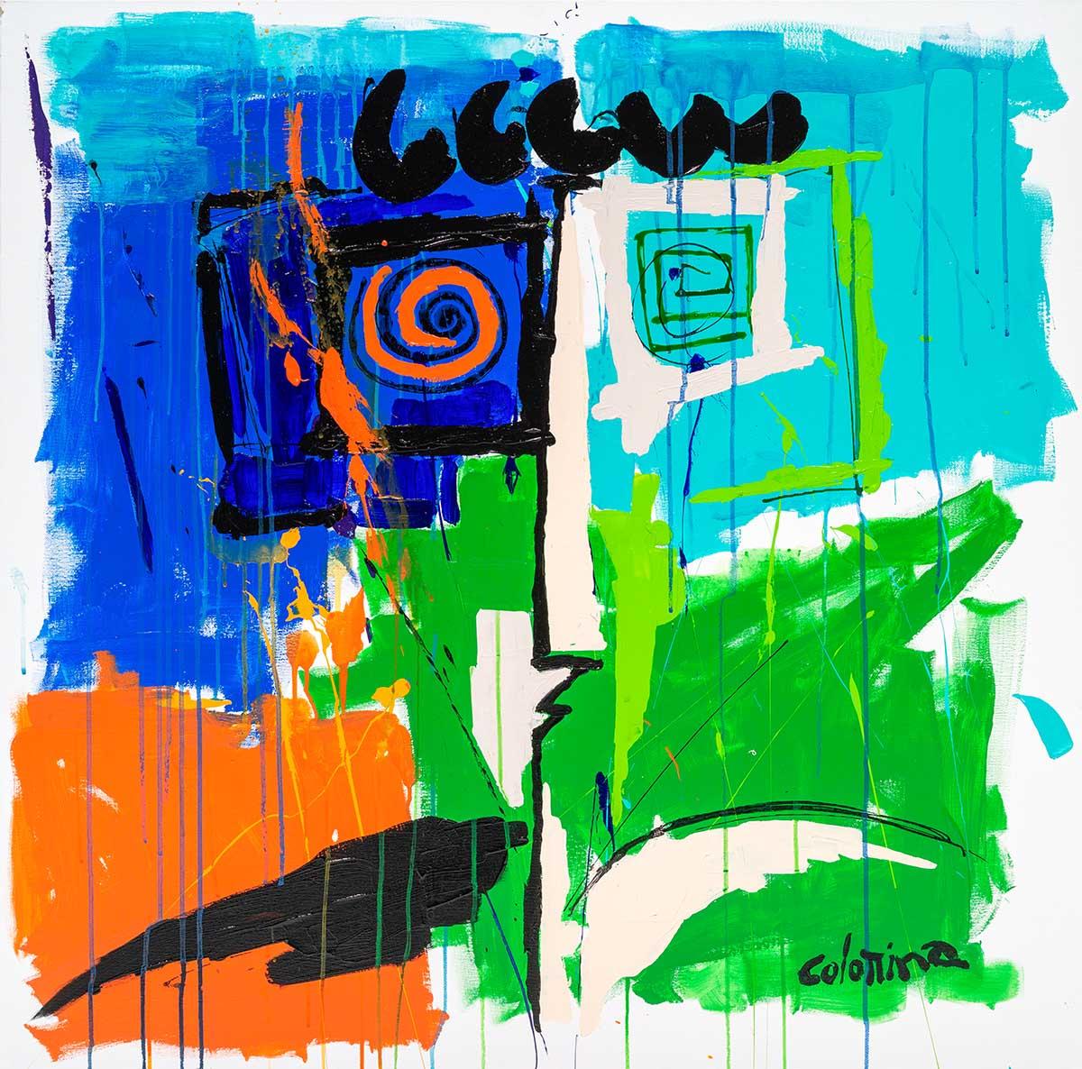 Jorge Colomina - Sous la Pluie