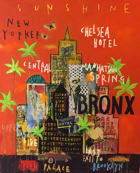 Dalle-Ore - Bronx