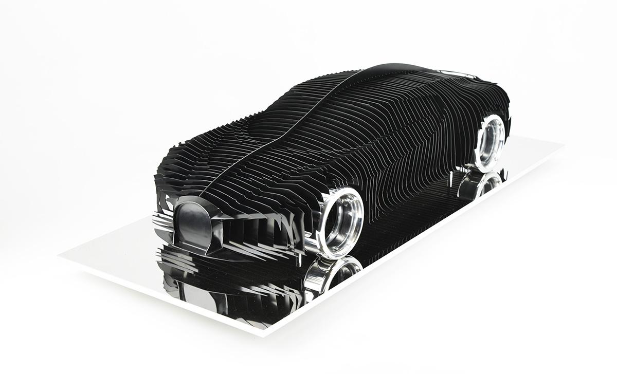 Dufilho - Bugatti la voiture noire